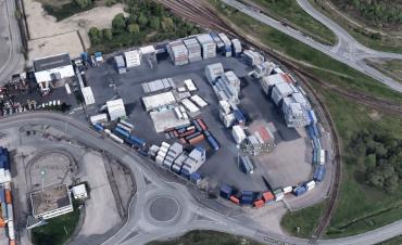 Depot layout